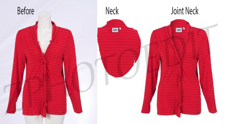 E-commerce product Image editing